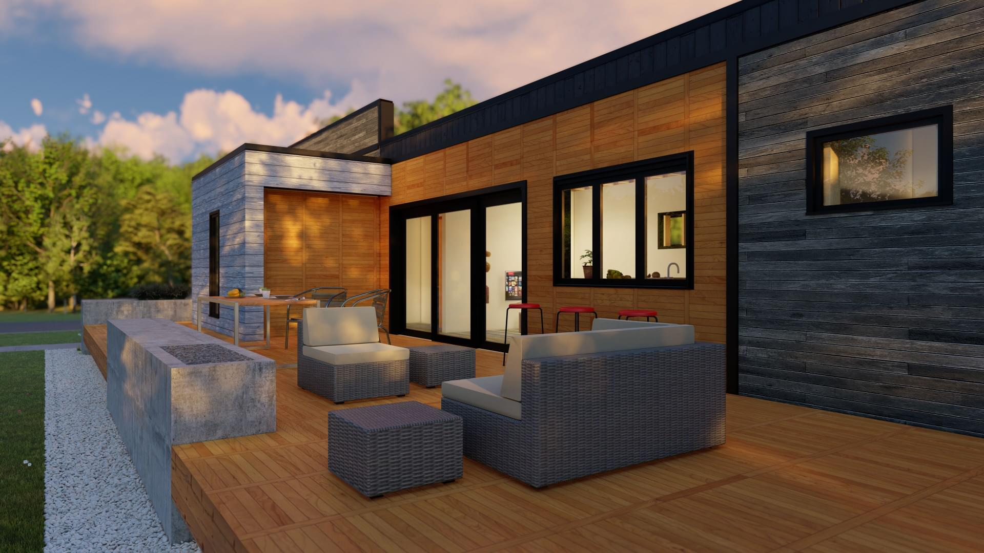Slate Homes Premium Prefab and Modular Homes THE FUTURE OF HOUSING